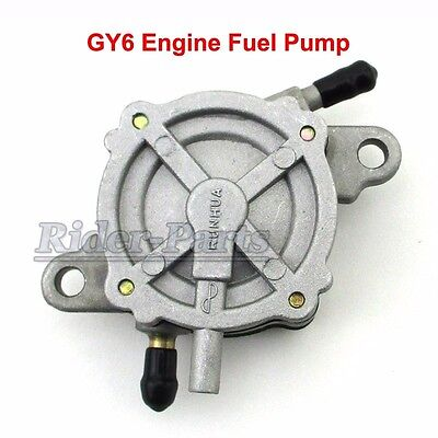 Fuel Pump For 50cc 125cc 150cc Jonway Tank Znel Lance Scooter Moped ATV Quad