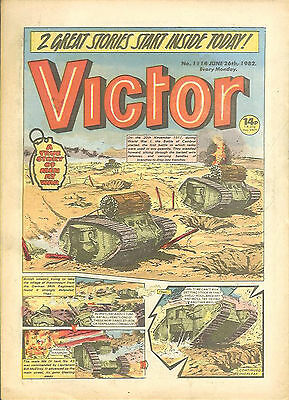 The Victor 1114 (June 26, 1982) very high grade copy