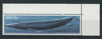 15-11-00419 - South West Africa 1980 Mi.  471 MNH 100% Fishes - Whales