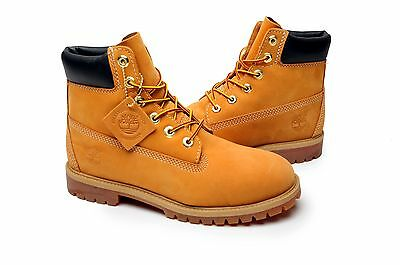 Timberland Youth Boots GS Premium Classic 6 Inch 12909 Wheat