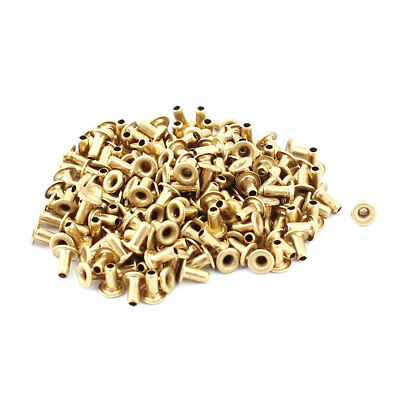 200pcs M1.0x3 Through Hole Rivets Hollow Grommets PCB Circuit Board