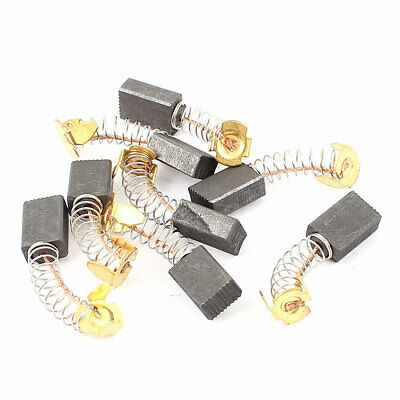 4 Pairs Angle Grinder Motor Carbon Brushes Replacement Part Power Tool