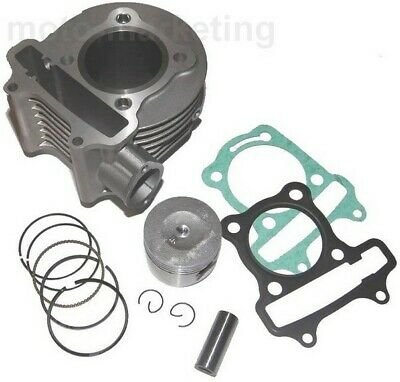 Pistons & Rings Engines & Engine Parts 125cc CYLINDER PISTON KIT RING SET compatible with YIBEN YB125T-15 STRIDER 125 AIR