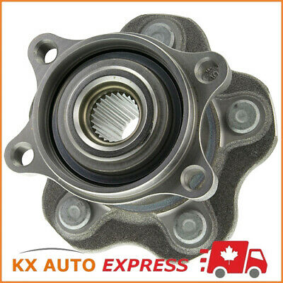 Rear Wheel Bearing & Hub Assembly For Nissan Rogue Awd 2008 2009 2010 2011 2012