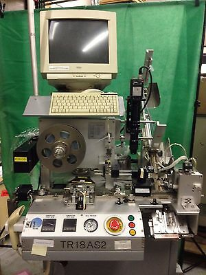 STI TR18 Tape & Reel Tube system with inspection
