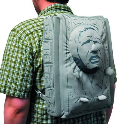 Star Wars Carbonite Han Solo Back Buddy Backpack