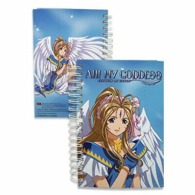 Ah! My Goddess Bellandy HarDCover Notebook