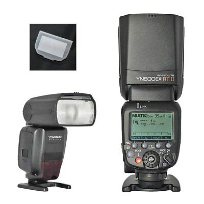 Yongnuo YN600EX-RT 2.4G Wireless Master Flash Speedlite for 600EX-RT Canon UK