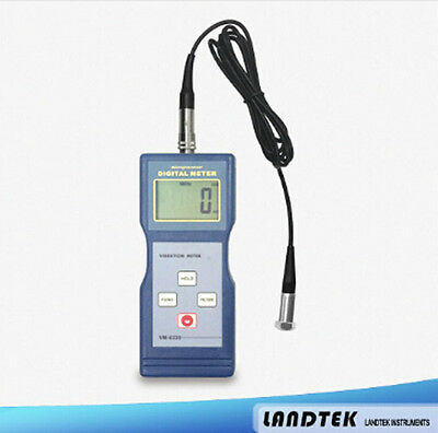 VM6320 Vibration meter 0.1~200m/s2 Acceleration True RMS 0.1~200mm/s Velocity