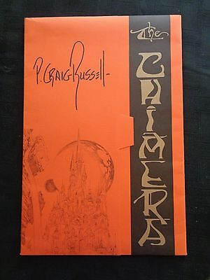 P. Craig Russell The Chimera Portfolio (1976) Signed 201/1000 Every Plate Signed