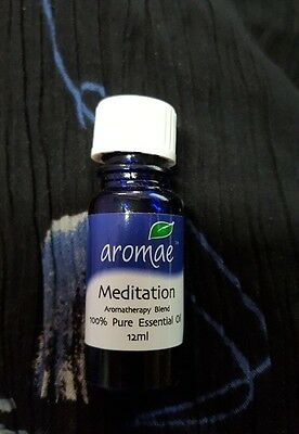 Sensation Aromatherapy Blended Exotic and Sensual  Oil 12ml