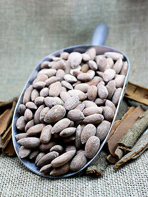 Delicious Dry Oven Roasted Salted Almonds 1kg