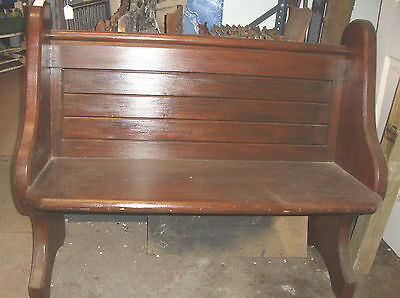 Church Pine Pew Original • £265.00
