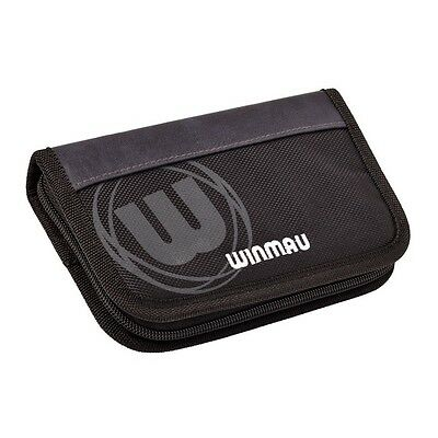 WINMAU URBAN PRO DARTS and ACCESSORY CASE WALLET HOLDS 2 SETS OF DARTS