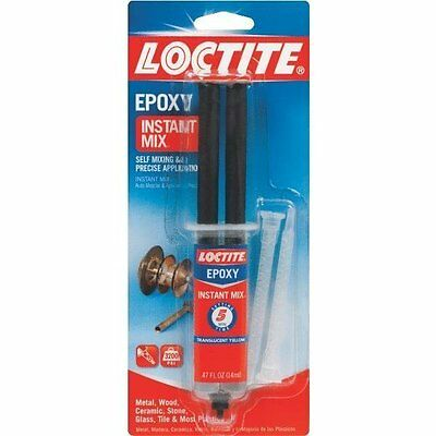 Loctite Instant 5 Minute Epoxy - High Strength At 3200 Psi