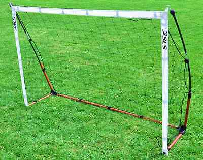 SLS 6x4 Portable Quick Set Soccer Goal - 6 ft wide by 4 ft tall