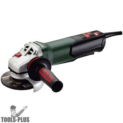 Metabo 4-1/2'' 1100rpm 10.5amp angle grinder WP 12-115 QUICK New