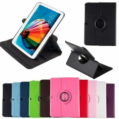 360 Degree Leather PU Stand Case Cover Samsung Galaxy Tab A 8 inch & 9.7 inch