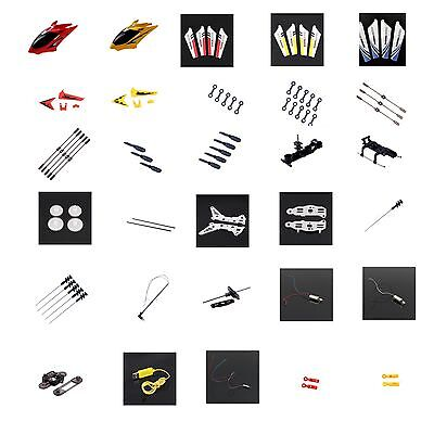 Syma S107 S107G 3CH RC Gyro Helicopter Spare Parts