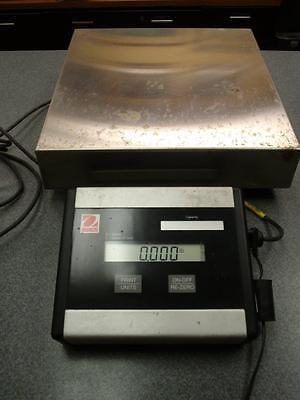 OHAUS B10S 10kg Platform Scale with I5S Industrial Scale Indicator