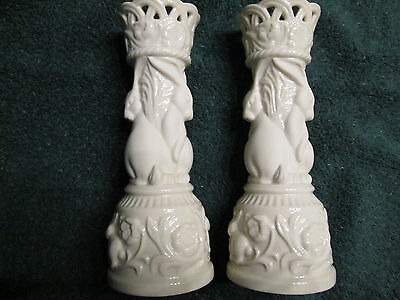 Lenox Chelsea Crossing Candelsticks Pair