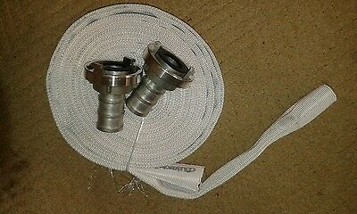 Fire hose 10m fitted storz. Crusader NEW