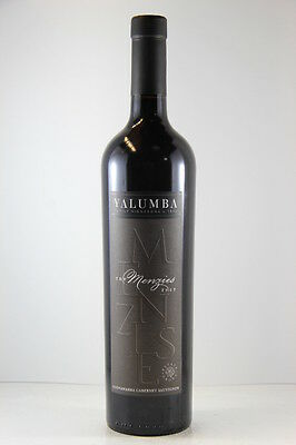 Yalumba The Menzies Cabernet Sauvignon 2012 Red Wine, Coonawarra
