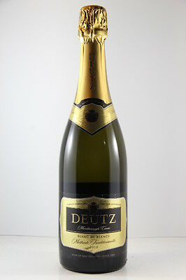 Deutz Blanc de Blanc Methode Traditionnelle 2010 White Wine, Marlborough
