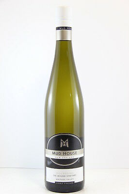 Mudhouse The Mound Single Vineyard Riesling 2014 White Wine, Waipara