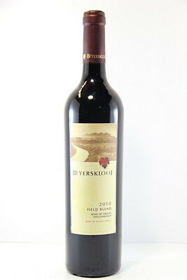 Beyerskloof Field Blend Cabernet Merlot 2010 Red Wine, Stellenbosch