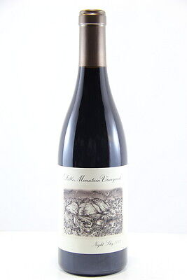 Fable Mountain Vineyards Night Sky Syrah Grenache Mourvedre 2012 Red Wine, Co...