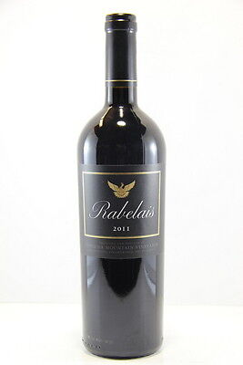 Thelema Mountain Vineyards Rabelais Cabernet Sauvignon Petit Verdot 2011 Red ...