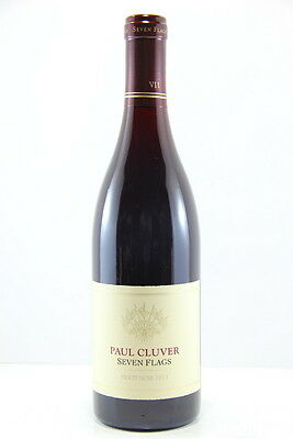 Paul Cluver Seven Flags Pinot Noir 2013 Red Wine, Elgin