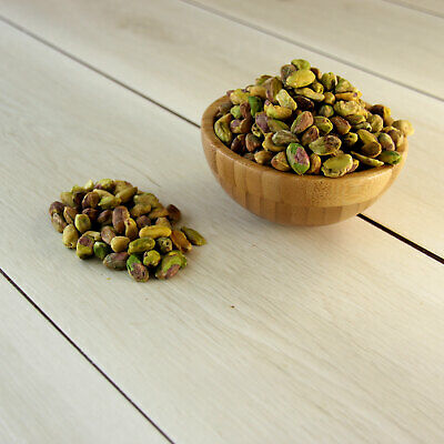 Delicious Raw Unsalted Pistachio Nut Kernels 500g Healthy and Nutritious