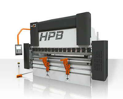 KAAST HPB 3700/175 (12'x190 ton) CNC hydraulic press brake, 4axis, New+warranty!