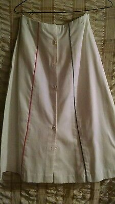 Vintage 1970-80's Courtney Skirt size 8