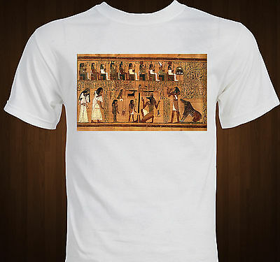 Book of the Dead - Egyptian Artifact - ancient egypt hieroglyph T-shirt