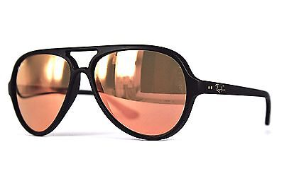 Ray Ban Sonnenbrille/Sunglasses RB4125 CATS5000 601-S/Z2 2N   Etui # *