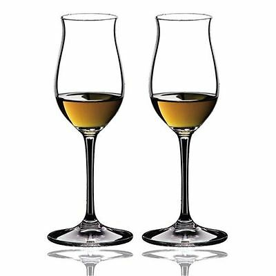 Riedel Vinum - Cognac Hennessy 170ml Set of 2 (Made in Germany)