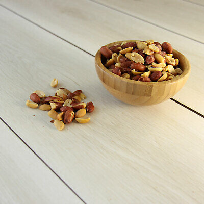 Delicious Dry Oven Roasted Salted Peanuts 1kg Healthy and Nutritious