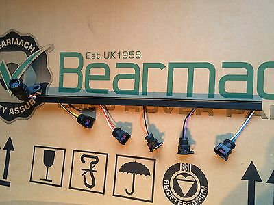 Bearmach Land Rover Defender TD5 Injector Wiring Harness Loom - AMR6103R