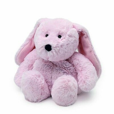 Bouillotte Peluche Coussin Lapin rose