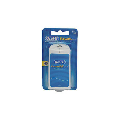 NEW Oral B Floss Waxed 100m Dental Oral Care Dental Floss Flossers