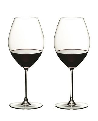 Riedel - Veritas Old World Shiraz Glass 625ml Set of 2