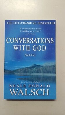 CONVERSATIONS WITH GOD - BOOK 1 Author:Neale Walsh 9780340980323