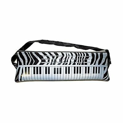 Inflatable Electronic Keyboard Festival Party Rock Fancy Dress Accessory 57 CM
