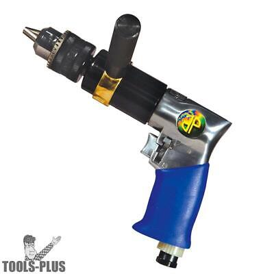 "1/2"" Heavy Duty Reversible Pneumatic Air Drill Astro Pneumatic 527C New"
