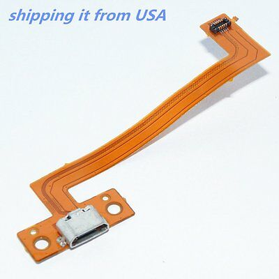 NEW Micro USB Charging Port DC Power Jack Ribbon Flex Cable For Kobo Arc K107 7""