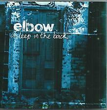 Elbow - Asleep In The Back - BRAND NEW AND SEALED CD