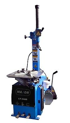 "Tire Changer Tire Machine, 10-24"" Rim Clamping Capacity"